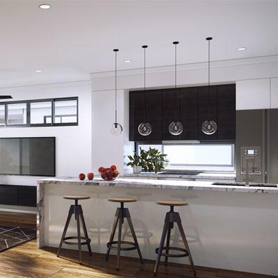 Kitchen in Newyork